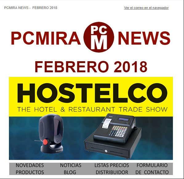 PCMira News Febrero 2018