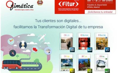 Tus clientes son digitales. En Ofimática facilitamos la transformación digital de tu empresa