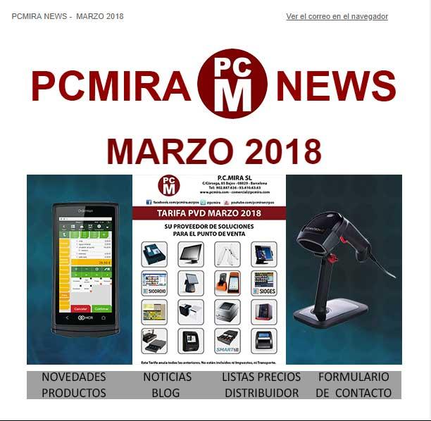 PCMIRA News todo en TPVs