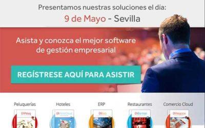 Presentación software Ofimática en Sevilla