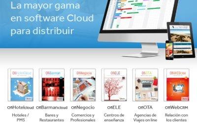 La mayor gama en software Cloud para distribuir