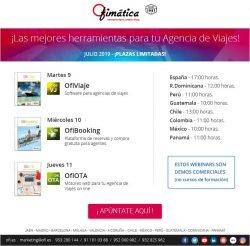 webinar comercial OfiViaje