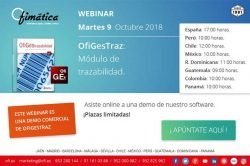 webinar ofigestraz de Ofimatica