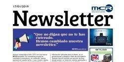 MCR Newsletter