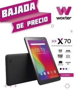 precio woxter tablet