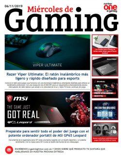 Miércoles de Gaming con MCR