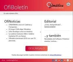 Ofimatica OfiBoletín 054