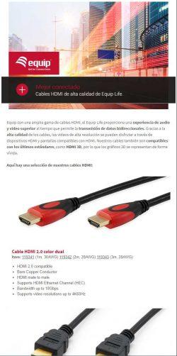 cables hdmi al mejor precio