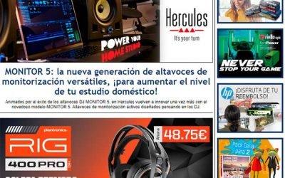 Boletín noticias MCR