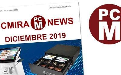 PCMIRA News Diciembre