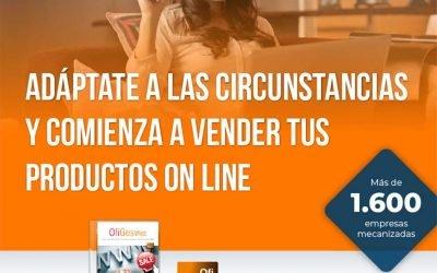 Adáptate a las circunstancias: ofrece a tus clientes la venta de sus productos online con OfiGes + Prestashop