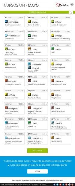 webinars online gratuitos Ofimatica