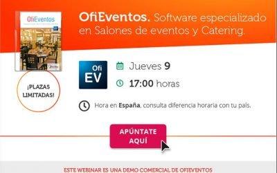 Webinar comercial con OfiEventos