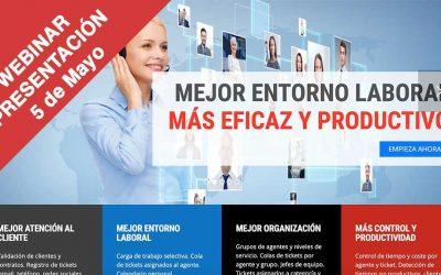 Webinar Attendo, el software de ticketing