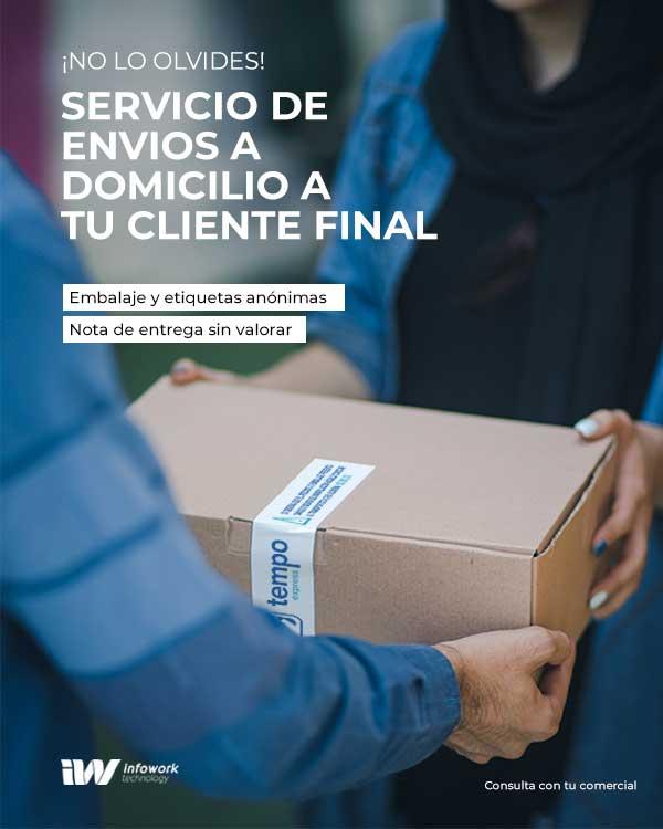 Envíos a cliente final
